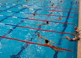Где в Краснознаменске можно посещать бассейн без справки